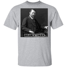 Load image into Gallery viewer, Bram Stoker T-Shirt