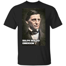 Load image into Gallery viewer, Ralph Waldo Emerson  T-Shirt