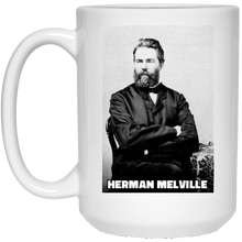 Load image into Gallery viewer, Herman Melville Coffee Mug