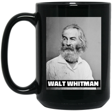 Load image into Gallery viewer, Walt Whitman Coffee Mug