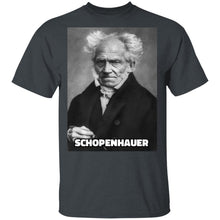 Load image into Gallery viewer, Arthur Schopenhauer T-Shirt