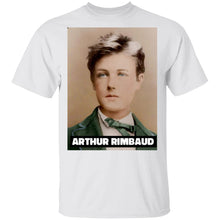 Load image into Gallery viewer, Arthur Rimbaud T-Shirt