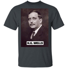 Load image into Gallery viewer, H.G. Wells  T-Shirt