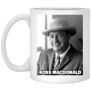 Ross MacDonald Coffee Mug