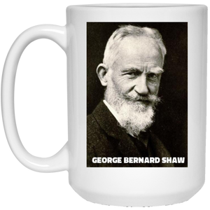 George Bernard Shaw Coffee Mug