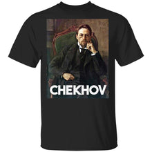 Load image into Gallery viewer, Anton Chekhov  T-Shirt