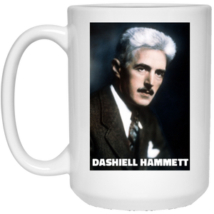 Dashiell Hammett Coffee Mug