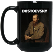 Load image into Gallery viewer, Fyodor Dostoevsky Coffee Mug