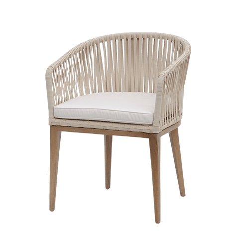 Cartenza Armchair - Outdoor Wicker