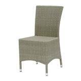 Darryl Sidechair – RK Grey 6mm - Middle Station Furniture