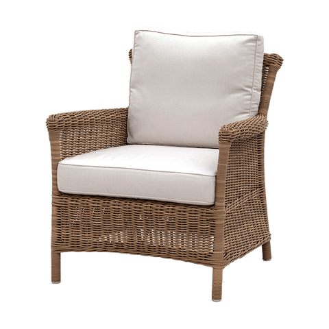 Estero Lounge Chair – V-Cane 5mm - Middle Station Furniture