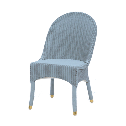 Jersey Side Chair Lloyd Loom - Middle Station Furniture