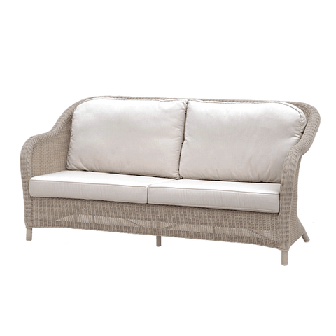 Liberty 2.5 Seater – Manutti White 2mm - Middle Station Furniture