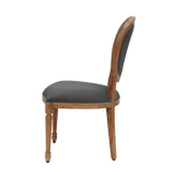 Milito Sidechair - Middle Station Furniture