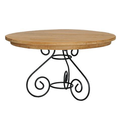 Teramo Dining Table - Outdoor Wicker