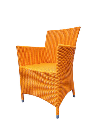 Orange Darryl Chairs