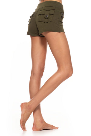 Bamboo Pocket Shorts 2.0