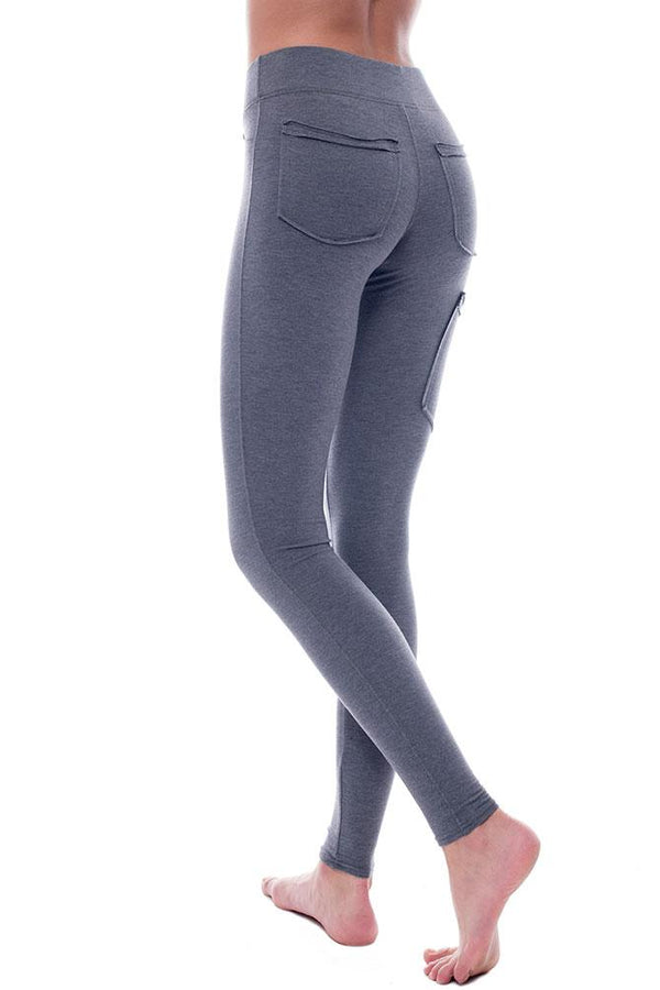 Bamboo Cargo Leggings