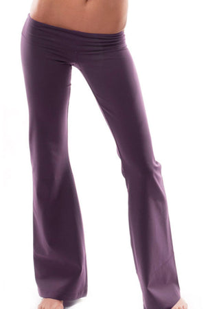 Low Rise Flare Yoga Pants (Sale)