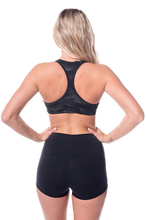 Shadow Trooper Racerback Sports Bra