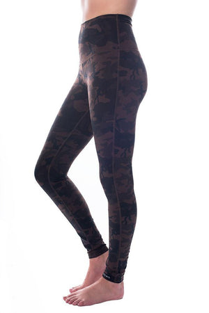 High Rise Spartan Leggings