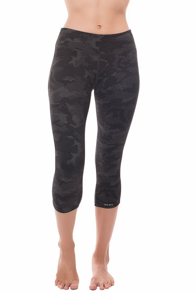 Shadow Trooper Crop Legging