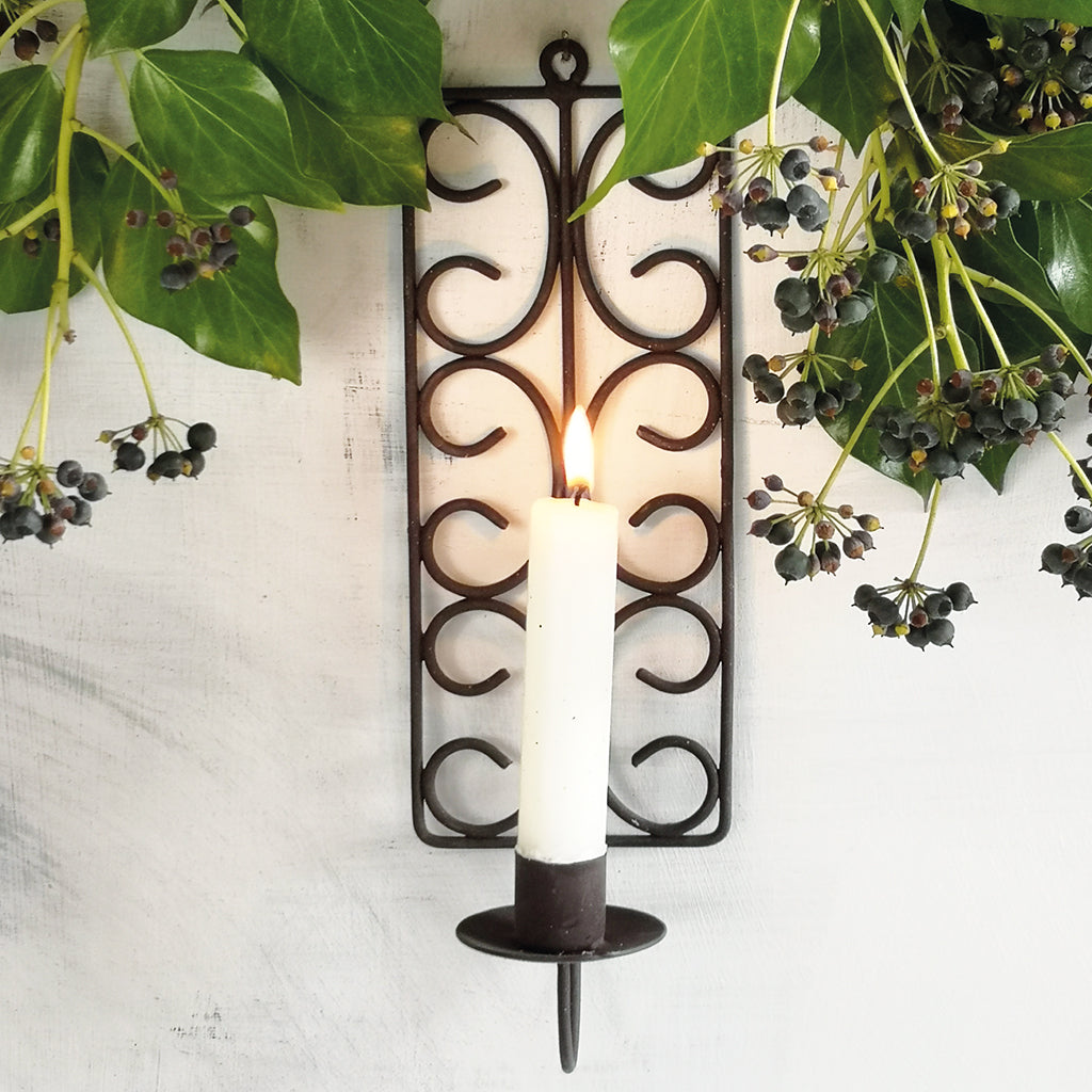 MINI MAROC SCONCE CANDLE HOLDER PKD 6 £4.56 EA. In Stock Mid-March