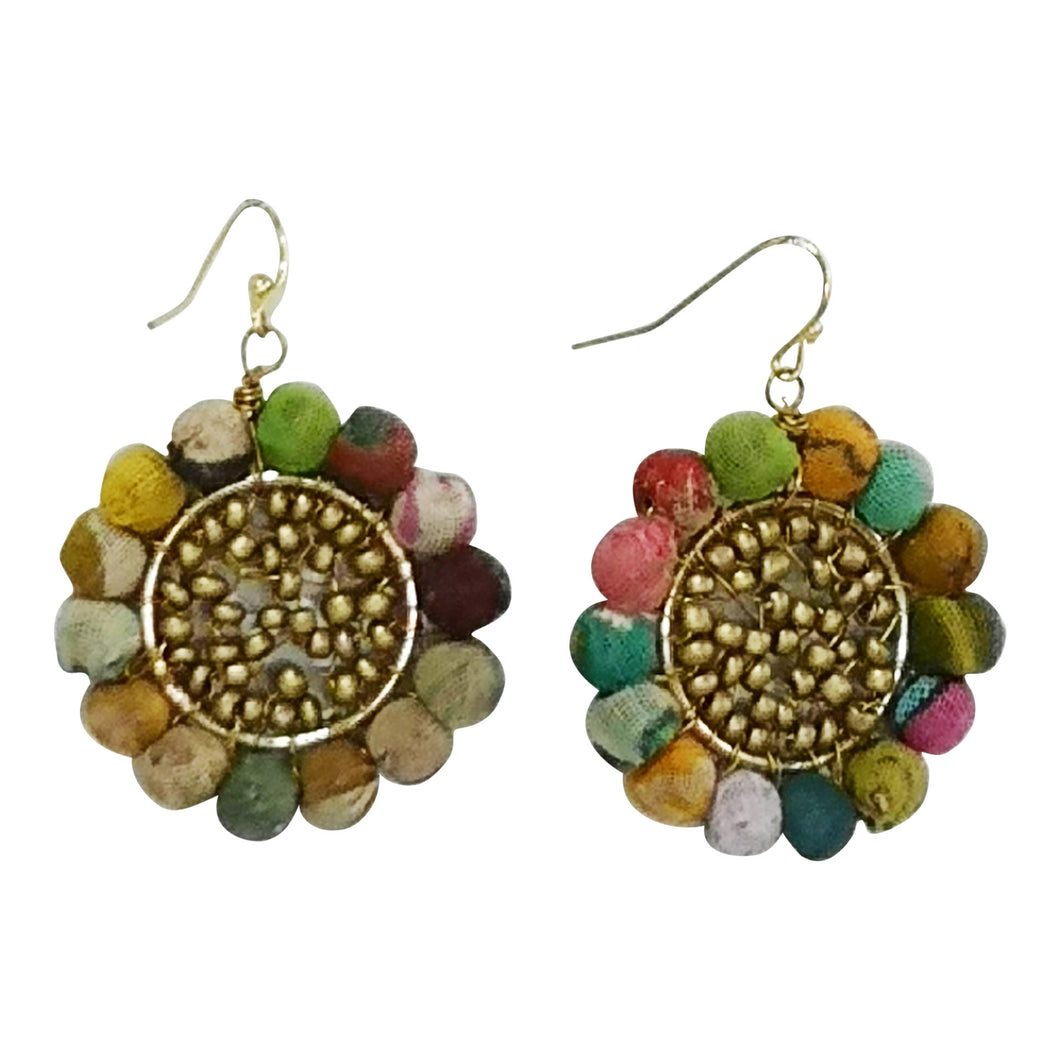 EARRINGS PKD 2 £3.31 PR.