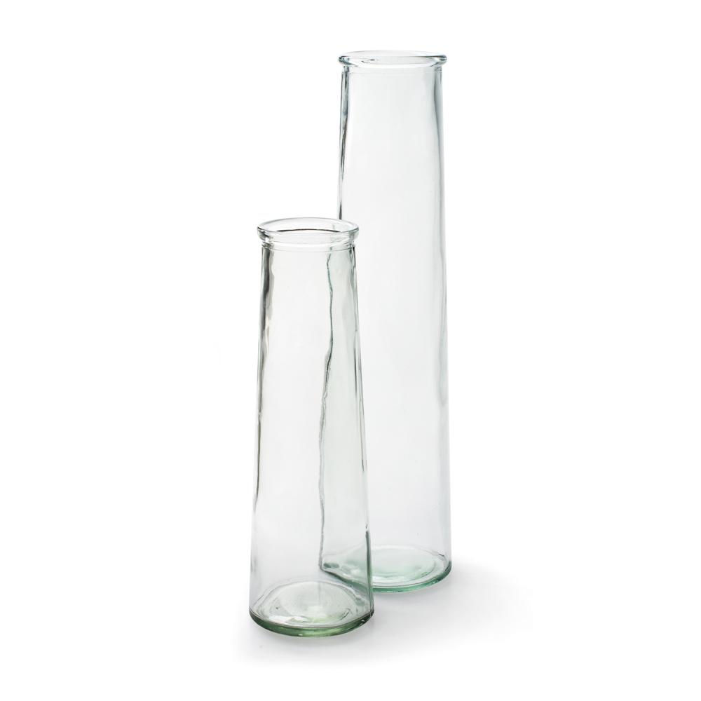 BOTTLE VASE ROSEANNE PKD 12 £2.06 EA.