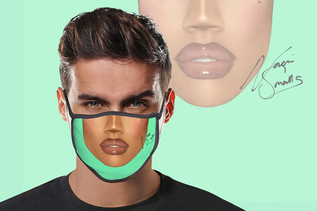 Naomi Smalls Face Mask