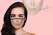 Load image into Gallery viewer, Plastique Tiara Face Mask