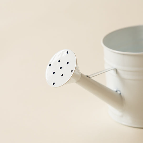 White Watering Can (Limited Stock)