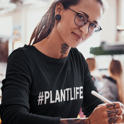 Plant Life Long Sleeve Tee
