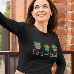 Plants Are Friends Long Sleeve Tee