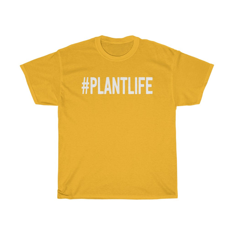 Gold Plant Life T-Shirt
