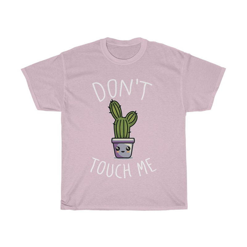 Light Pink Don't Touch Me T-Shirt