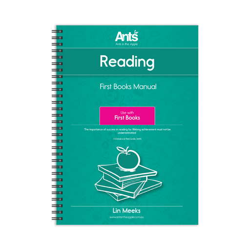 First Books Manual
