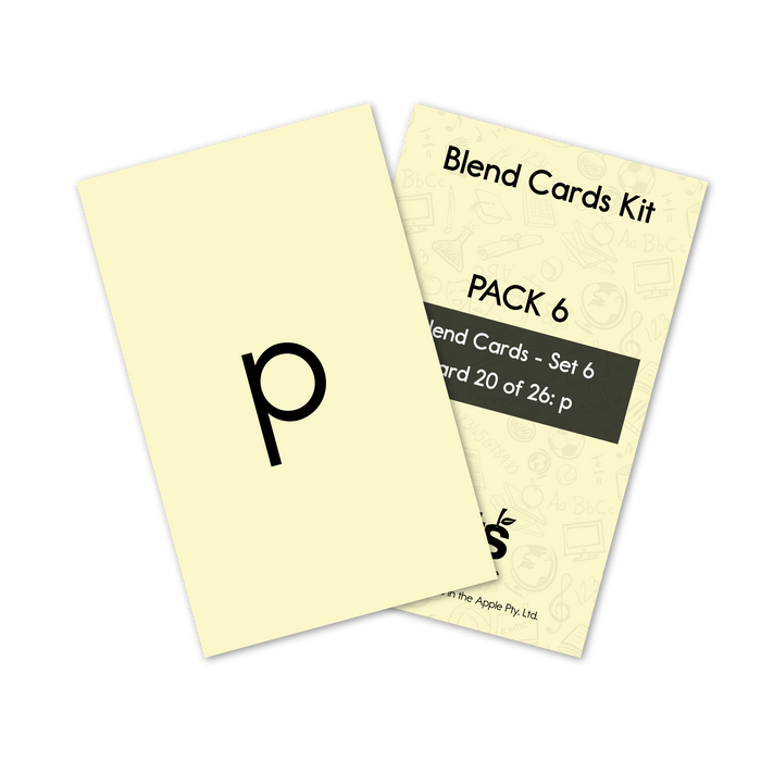 #18301 Blend Cards Kit (274  x playing card size cards)
