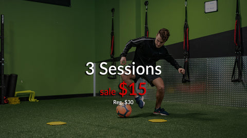 3 Session Bundle