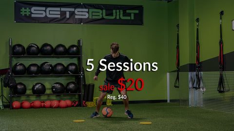 5 Session Bundle