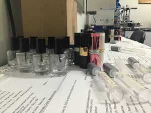 Lab Visit For Lipgloss Sampler Kit Creation-3 Colors
