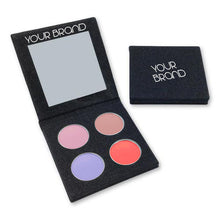 Load image into Gallery viewer, EyeShadow Palette 4 Cup Sampler