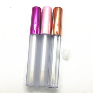 Metallic Lipgloss Samplers w/5 Colors