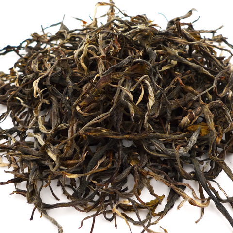 2019 Lao Man'E Old Tree Autumn Loose Leaf Sheng / Raw Puerh Tea 100g :: FREE SHIPPING