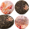 "2018 Spring ""Intrigue"" Sheng / Raw Puerh Tea Blend :: Seattle Inventory"