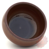 Wood Fired Jianzhan Teacup 'Tian Mu Xi Hong Shi' 90ml