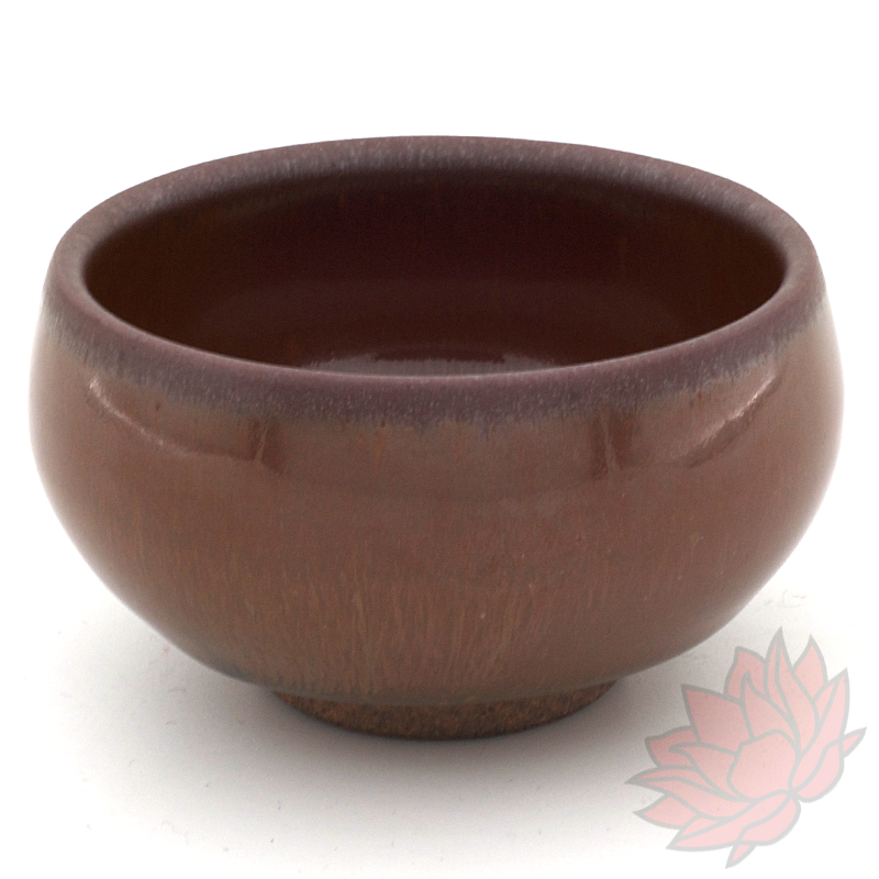 Wood Fired Jianzhan Teacup 'Tian Mu Xi Hong Shi' 90ml :: FREE SHIPPING