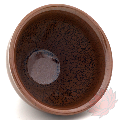 Wood Fired Jianzhan Teacup 'Tian Mu Xi Hong Shi' 70ml :: FREE SHIPPING
