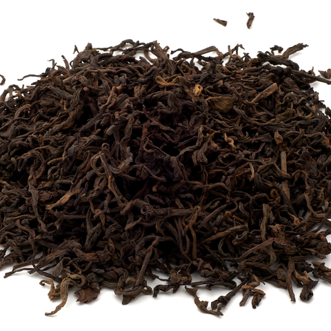 "2010 ""Black Gold"" Loose Leaf Shou / Ripe Puerh Tea 100g :: FREE SHIPPING"