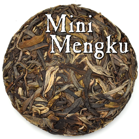 Mini Mengku Cake (50g) Sheng / Raw Puerh Tea